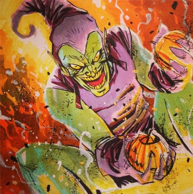 Goblin Cover 2