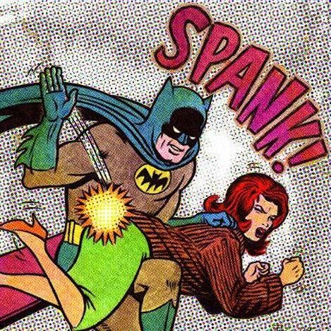 El Eclesiastés: ¿el texto de un incrédulo se coló en la Biblia? - Página 2 Superheroes-batman-superman-spank-cover